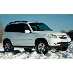 """Комплект тюнинга Chevrolet Niva """"Bertone"""" ВАЗ-2123"""