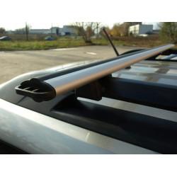 Аэродинамические поперечины на рейлинги для УАЗ Патриот