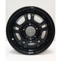 Диск колесный Форсаж Нива Бронто Black Edition 7x15 5*139.7 ET15 98.5