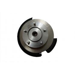 Усиленный ступичный узел ВАЗ-2121 Нива / 2123 в сборе (ступица, тормозной диск) комплект