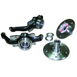 Усиленные нерегулируемые ступицы, LADA 4x4 (2121-21213) 22-24 шлица подшипник BMW