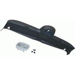 Облицовка потолка COMFORT для автомобиля LADA 4х4 (черная,без обтяжки)